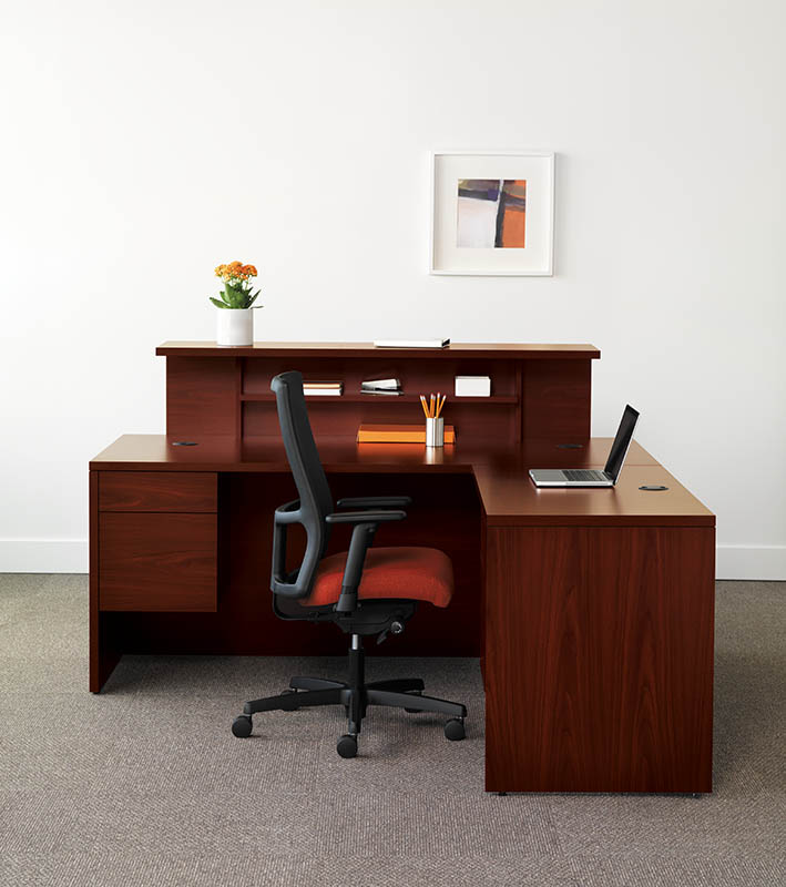 Reception Stations Contract Furnishings Denver 39 S Premier New And Used Furniture