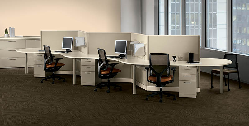 Workstations Contract Furnishings Denver 39 S Premier New And Used Furniture