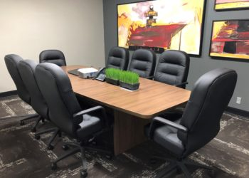 PFS Insurance Group Conference Room Table